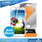 Mobile phone accessory factory price 5H anti-shock screen guard for samsung s3