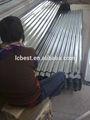 el peso de chapa de hierro galvanizado