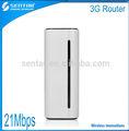 2014 chegada novo original desbloqueado hspa+ 21.6 mbps portátil 3g roteador wifi apoio hspa+/hspa/2100/900mhz umts
