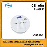 low price en50291 portable carbon monoxide detector in alarm with lcd