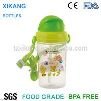 BPA free FDA Ce certification tritan material children warm bottle