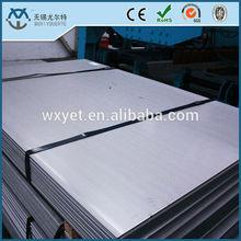 pvc coated laminated galvanized steel sheet