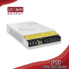 High efficiency AC DC 5V 12V 15V 24V Led Ultra thin Power Supply 100W 200W 300W 350W Switching power supply