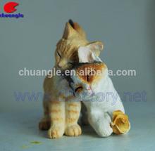 OEM factory customized figure polyresin animal