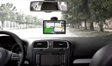 "2014 new sale 5"" handheld gps model with MSB 2531 ARM Cortex A7 800MHz CPU GPS toyota sienna car gps navigation system"