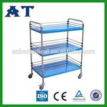 hotel food service trolley/dining service cart/kitchen restaurant equipment