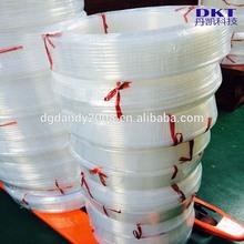 flexible transparent fep tube fep hose plastic tube