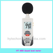 high quality with favorable price for HT-850 digital sound level meter