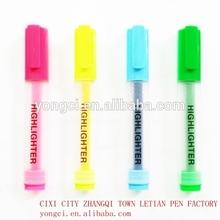 CiXi LeTian Multi Colored Highlighter Marker Pen YC-318A