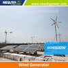 small wind turbine Horizontal axis wind turbine 400W-1600W