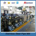 bg28 de alta frecuencia de tubos con costura o molino de pipa que hace la máquina para la fabricación de tubería de procesamiento con el mejor precio