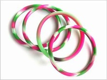 popular promotional gift manufacturer hot sale 600pcs pack per bag yellow bands
