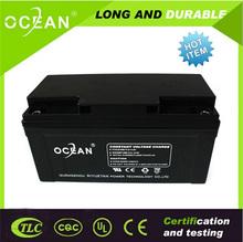 Backup power supply high capacity sealed lead acid batteries ocean battery iso9001
