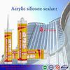 construction acetic silicone sealant grey color