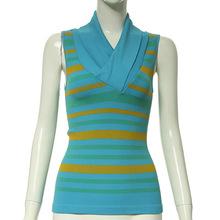 Ladies fancy sleeveless tops