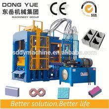 QT4-15 hole punch hydraulic machines price in india brick block machine