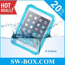 iPega Protective Silicone Waterproof Case for iPad Mini Waterproof Diving Case