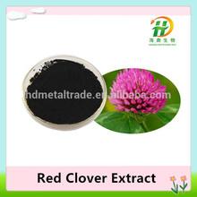 Top Quality Red Clover P.E. Isoflavones 8%,20%,40% (CAS NO.: 485-72-3)