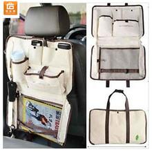 3 functions Mummy Organizer Car Auto Back Seat Hanging Organizer Collector Storage bag