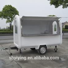 2014 Newly Yiying YY-FR280B High quality food van with car wheels