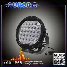 Aurora 7'' 96W round driving light led 60w led driving light