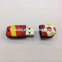 2014 football world cup souvenirs wholesale alibaba china products bulk custom usb flash drive,promotional usb stick LFWC-07