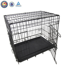 Wholesale Metal Folding Dog Cage For Sale Cheap
