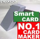 Plastic Chip Blank Card for Pvc Card Printer