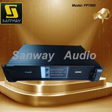 FB-7K 2 channel power amplifier sound standard