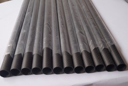 Mast for sail boat with carbon fiber rod ,strip ,tube or custom shape in sailing boat