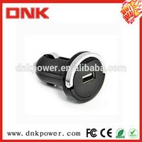 Custom 5V 2.1A Mini Double USB Car Mobile Charger