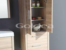 Made in china with Germany design ,EO board, big edge;bathroom vanity