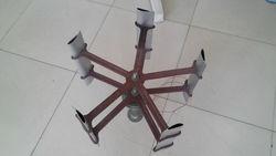 New model vertical axis vertical cheap plastic windmill