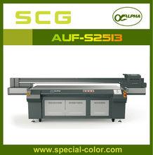 White Ink UV Flatbed Printer, Digital UV Printing Machine