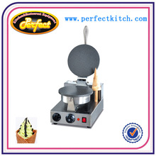 ice cream cone waffle baker machine/waffle corn maker