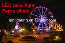 Ferris wheel pixel light string/led point light strip