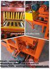 QT4-23 small full automatic hyraulic PLC cardan shaft transmission besser blocks or bricks machine in australia