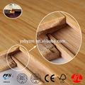 commercial grade arc durabilité plancher en bambou