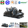 Three stage compression 40bar ingersoll rand high pressure air compressor
