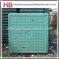 square 500x500 manhole cover