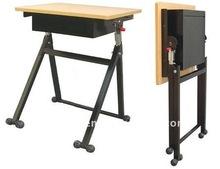 School Desks Beautiful and Luxuru With Wood Color
