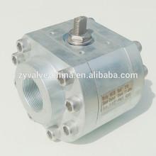 The New Generation 6000 psi ball valve Cangzhou