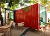 Demountable Economical Prefab Portable Kiosk Coffee Shop with Equipment