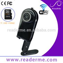 Unique Style Invisible IP Public Place 1.0MP HD Android Wifi Mini Secret camera