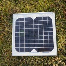 CREATOP 12v 10W small panels solar