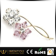 useful suitable fashion acrylic brooch