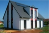 Safety and easy assemble, fast installed solar prefabricated house-Top Build