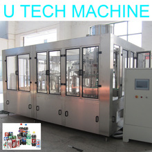 China Bottle Gas Mineral/Sparkling Water Production Manufacturing Equipment