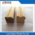 Chinois mur en bois sculpté moulage
