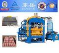 Qt4-15 pavimento machine deitado preço na Índia tijolo máquina do bloco